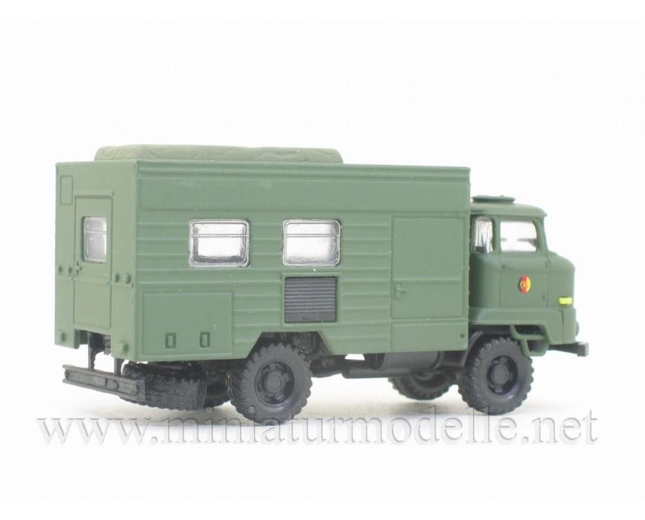 H0 1:87 IFA L 60 maintenance workshop typ2 NVA, military