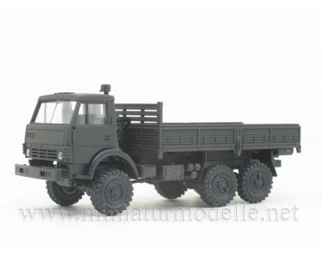 H0 1:87 KAMAZ 4310 load platform, military