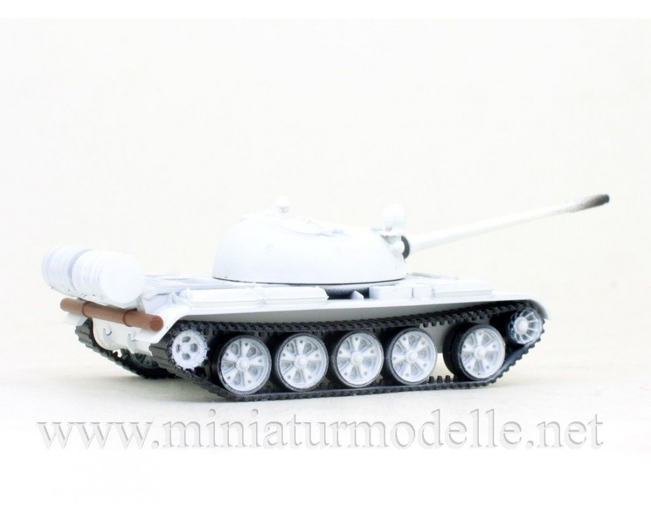 H0 1:87 T-55 Main battle tank winter Siberia 1960-1965, military