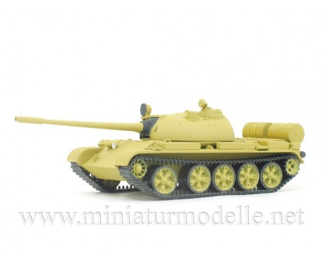 H0 1:87 T-55 Main battle tank Syria, military beige