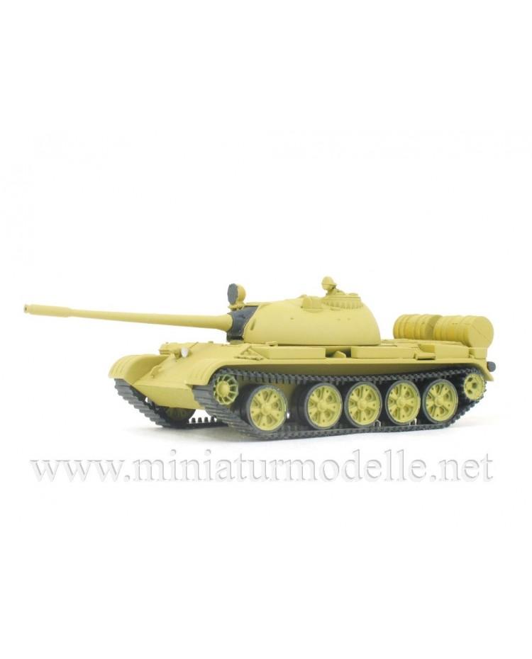 H0 1:87 T-55 Main battle tank Syria, military beige