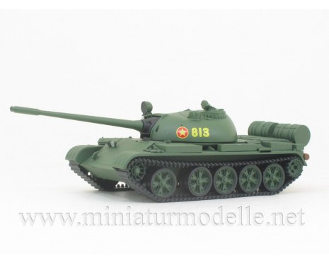 H0 1:87 T-55 Main battle tank Vietnam People's Army, military