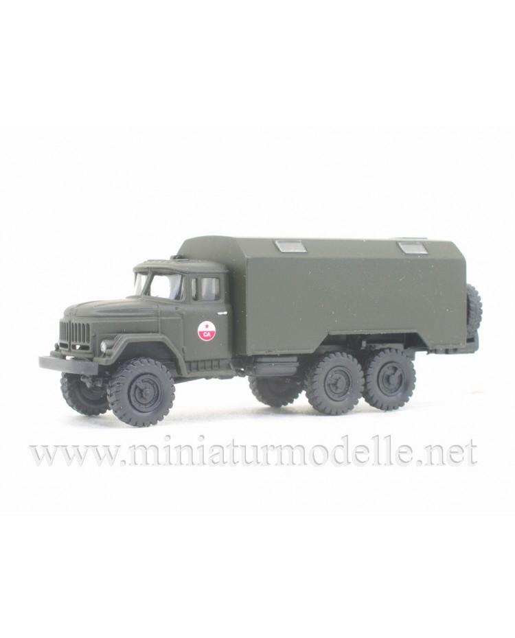 H0 1:87 ZIL 131 Box CA, military
