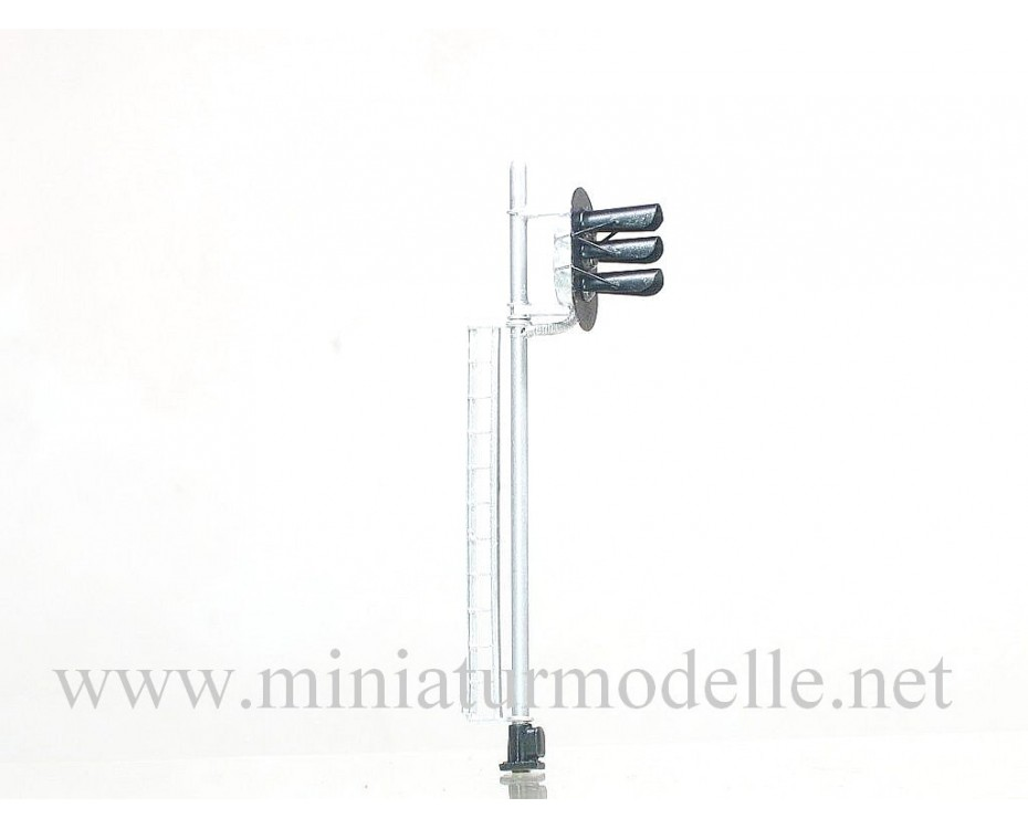 1:87 H0 Colour 3 Light Departure Signal