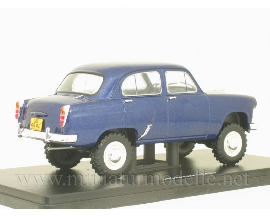1:24 Moskvitch 410 AWD with magazine #47