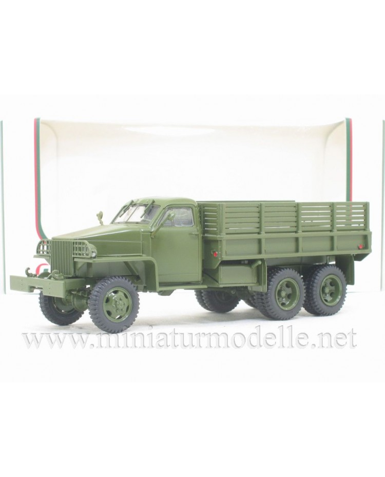 1:43 Studebaker US6 U4 personnel carrier, military