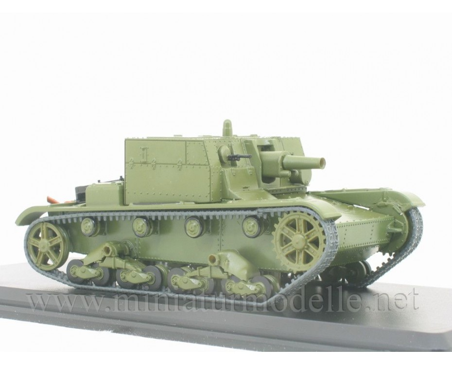 1:43 AT-1 Artillery tank with magazine #27