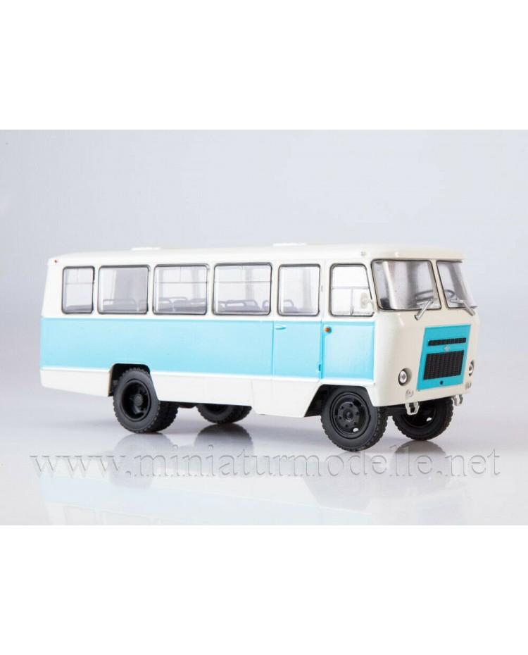 1:43 Kuban G1A1-02 bus with magazine #3