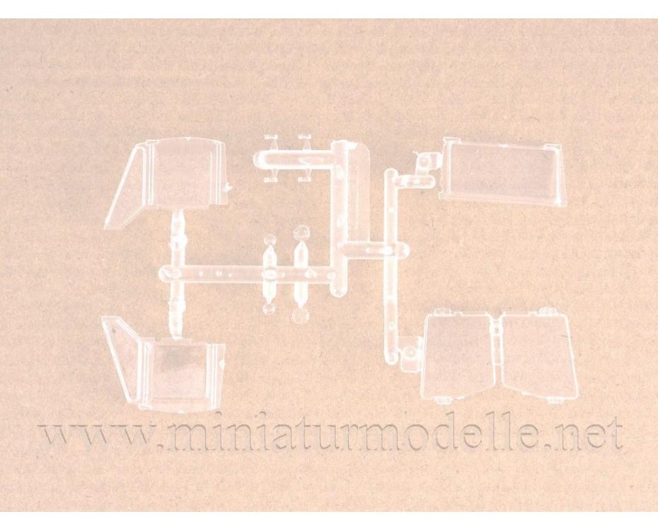 1:43 T 150 K tractor, kit, 6002AVD, AVD Models by www.miniaturmodelle.net
