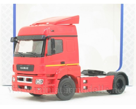 1:43 KAMAZ 5490 tractor unit civil