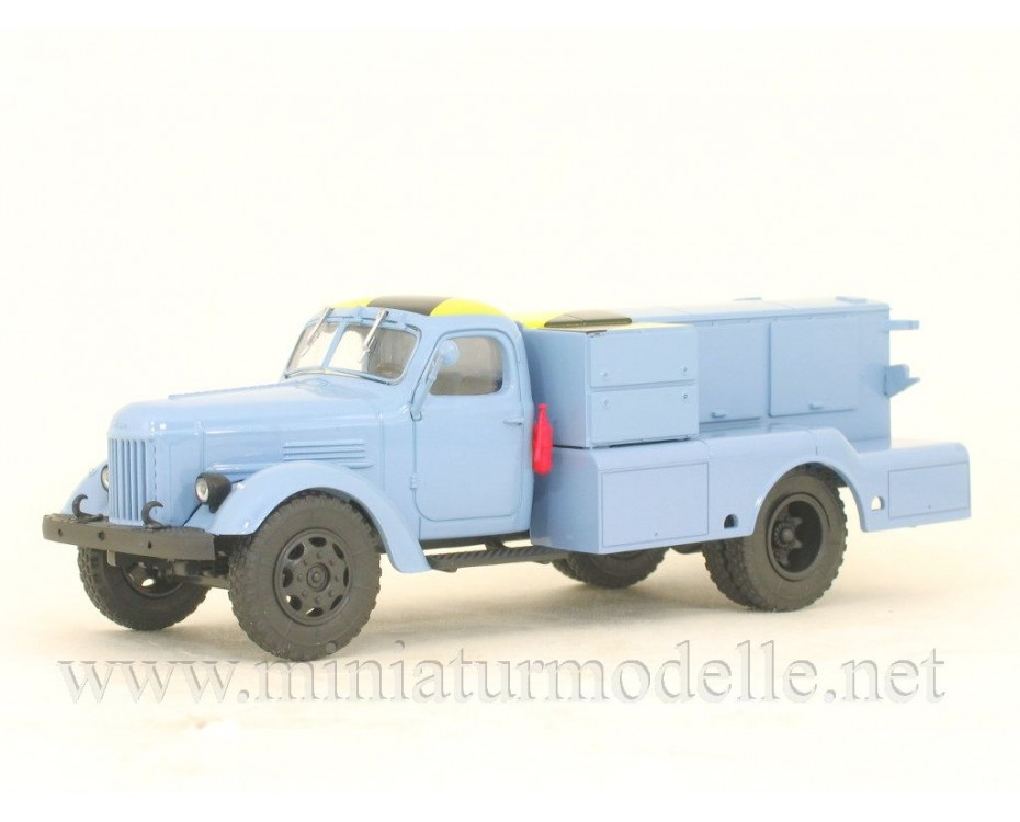 1:43 ZIL 164 mobile power generator APA-35-2 with magazine#14
