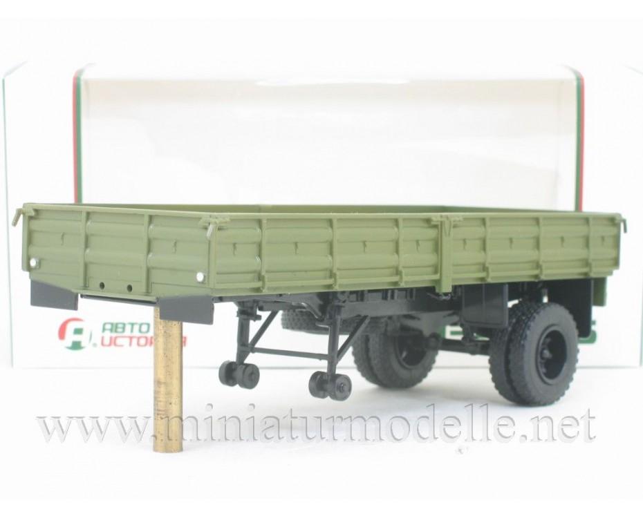 1:43 MMZ 584 B semi trailer military