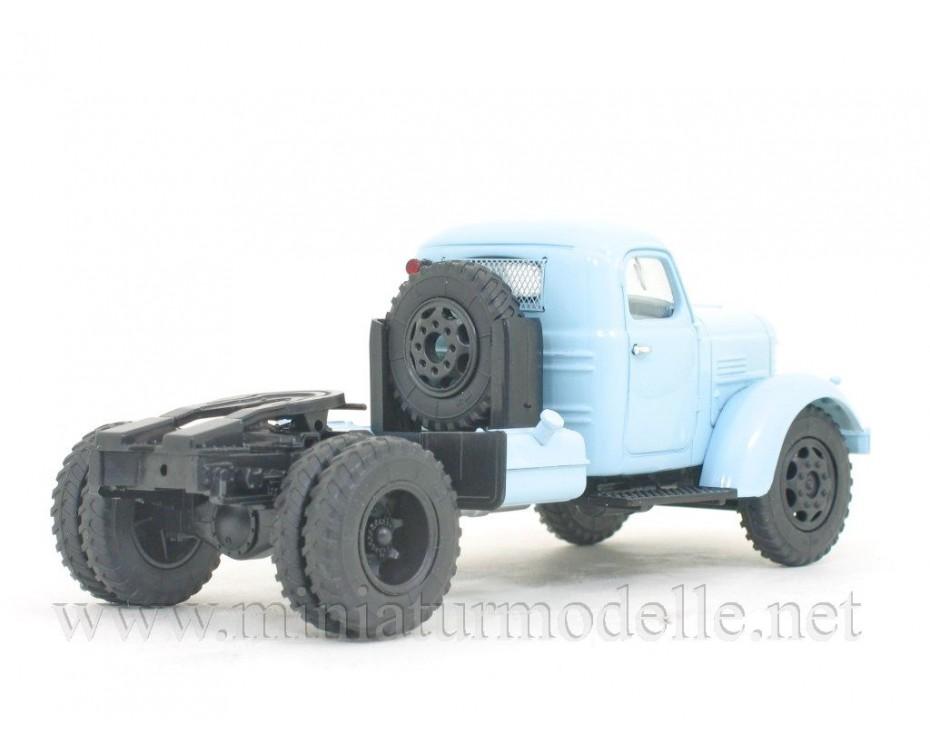 1:43 ZIS MMZ 120 N tractor unit, 102552, Auto History - Aist by www.miniaturmodelle.net