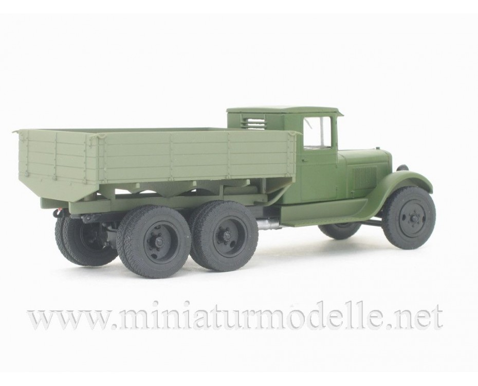 1:43 ZIS 6 load platform military with magazine #17,  Modimio Collections by www.miniaturmodelle.net