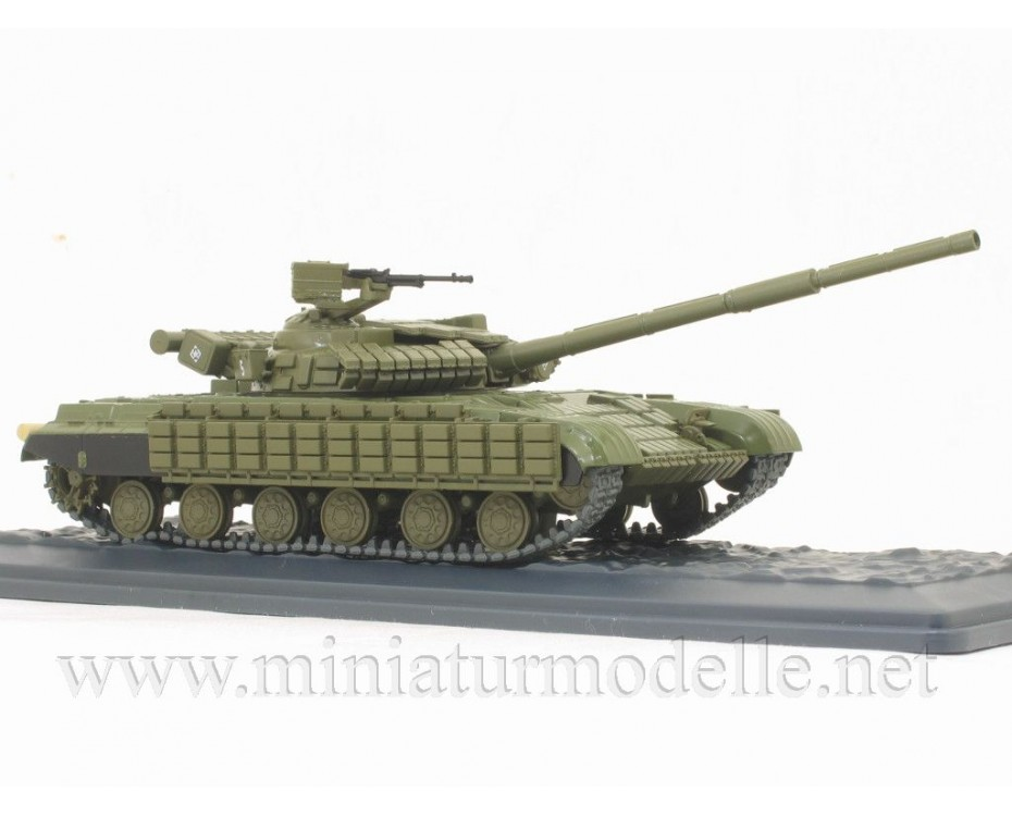 1:43 T 64 BV main battle tank with magazine #36,  Modimio Collections by www.miniaturmodelle.net