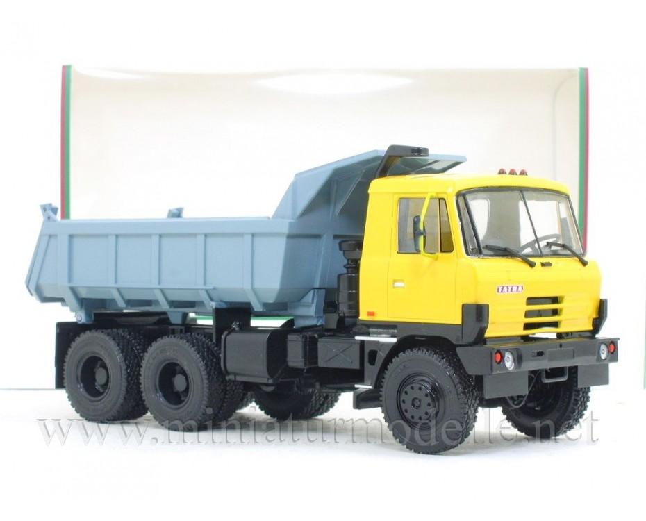 1:43 Tatra 815 S1 dump, 102170, Auto History - Aist by www.miniaturmodelle.net