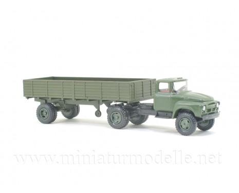 1:120 TT ZIL 130 Sattelzug, Militär