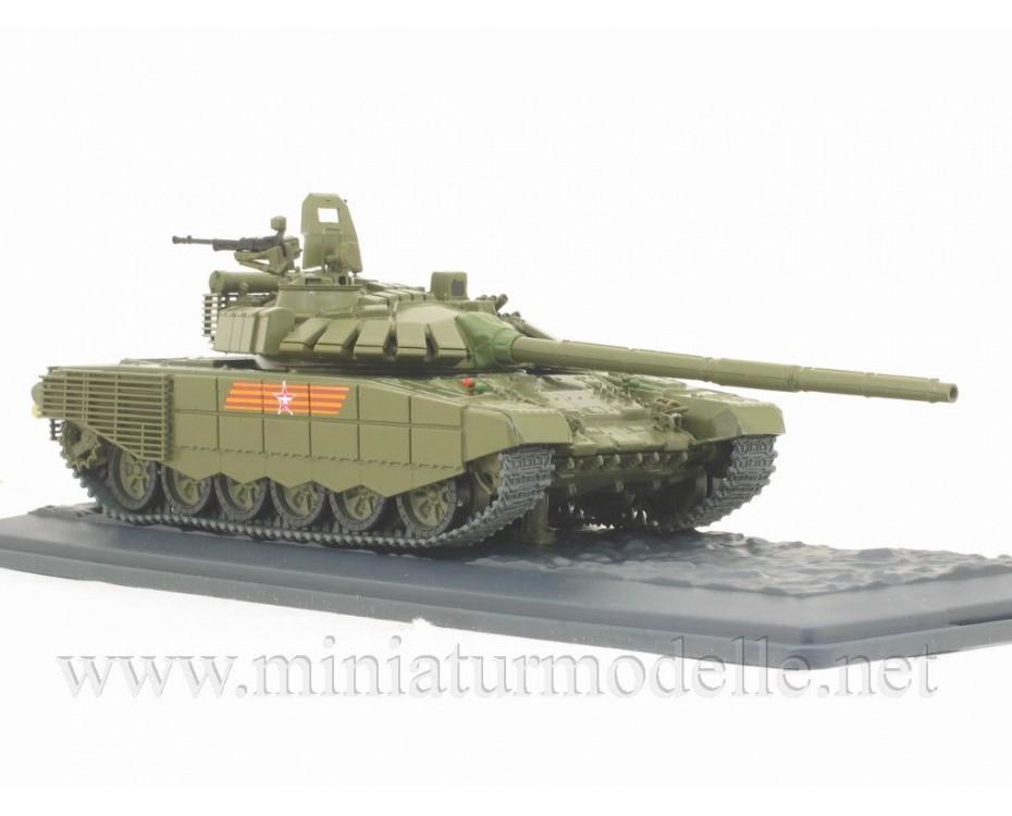 1:43 T 72 B3 (2016) main batle tank magazine #39,  Modimio Collections by www.miniaturmodelle.net