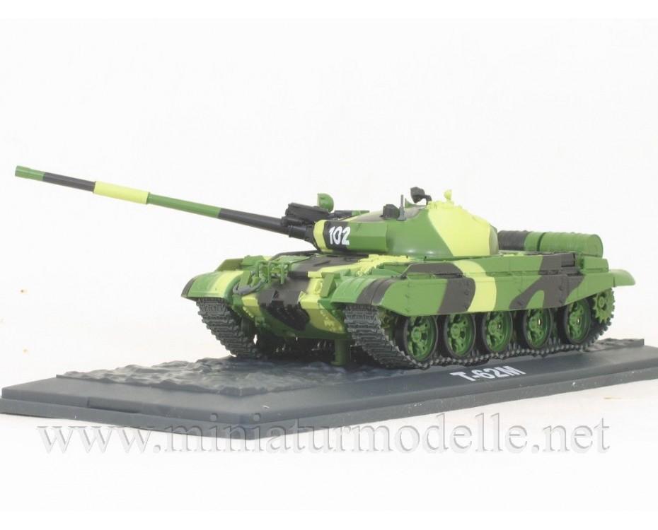 1:43 T 62 M main batle tank with magazine #40,  Modimio Collections by www.miniaturmodelle.net