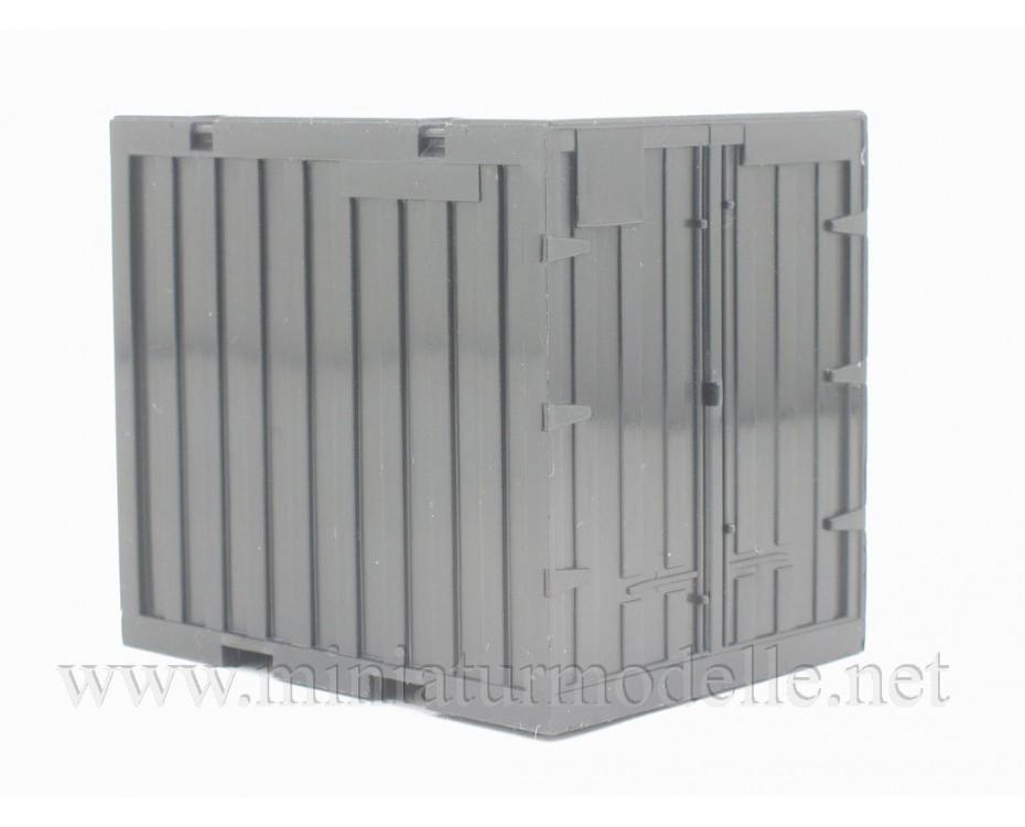 1:43 Container 5T, unpainted, 100076, Start Scale Models - SSM by www.miniaturmodelle.net