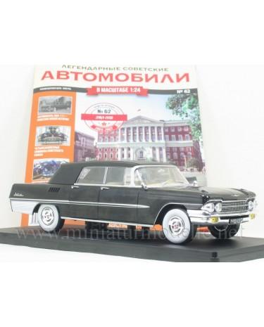 1:24 ZIL 111 D Limousine with magazine #62