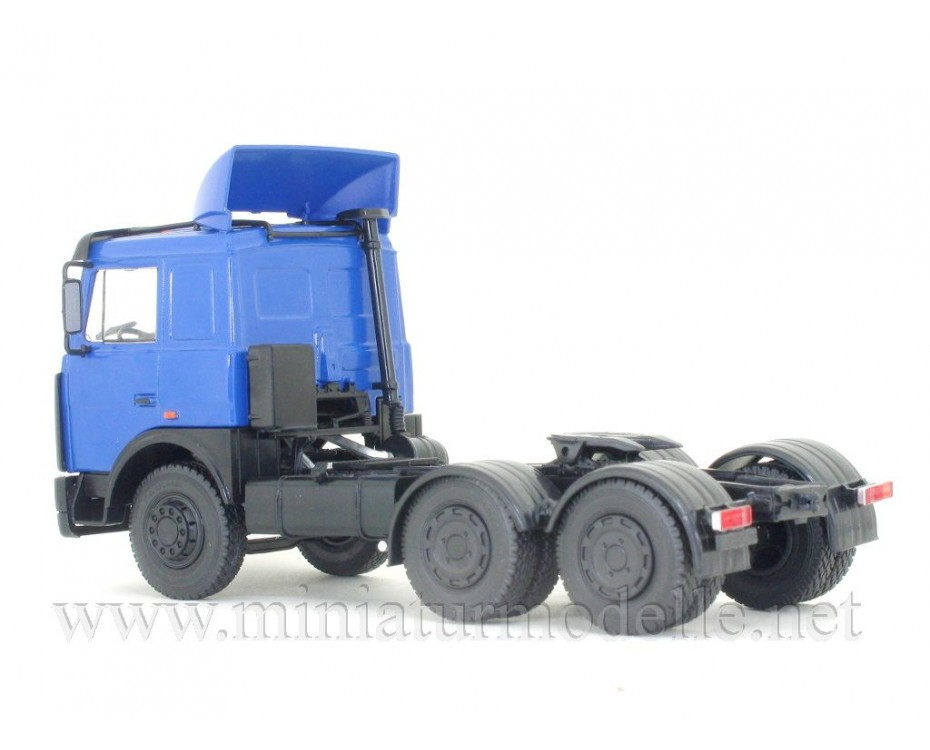 1:43 MAZ 64221 tractor unit with magazine #26,  Modimio Collections by www.miniaturmodelle.net