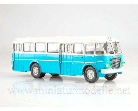 1:43 Ikarus 620 bus with magazine #13