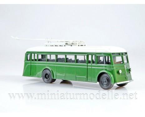 1:43 YaTB 1 Trolleybus with magazine #14