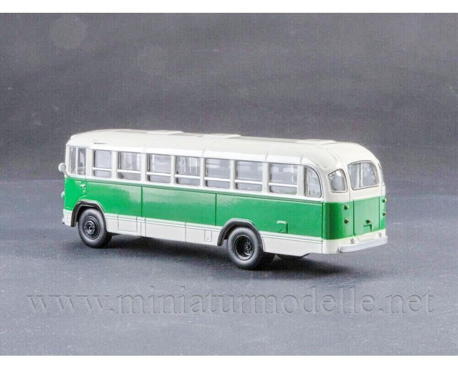 1:43 ZIL 158 bus with magazine #11,  Modimio Collections by www.miniaturmodelle.net