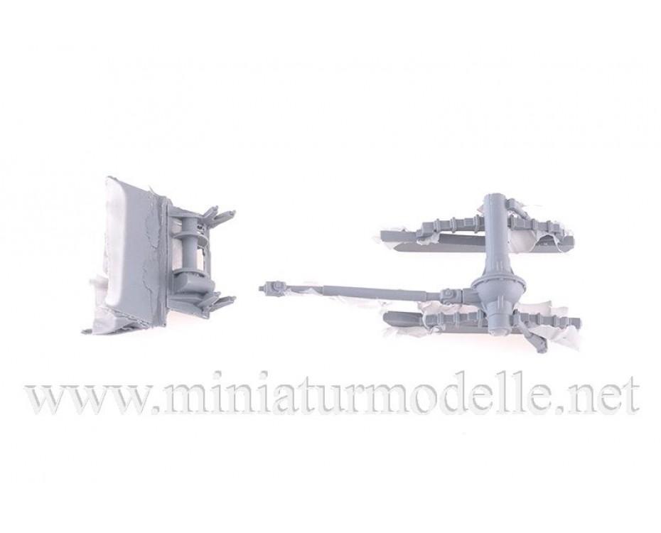 1:43 ZIS 485 BAW Amphibienfahrzeug, Kleinserien Bausatz