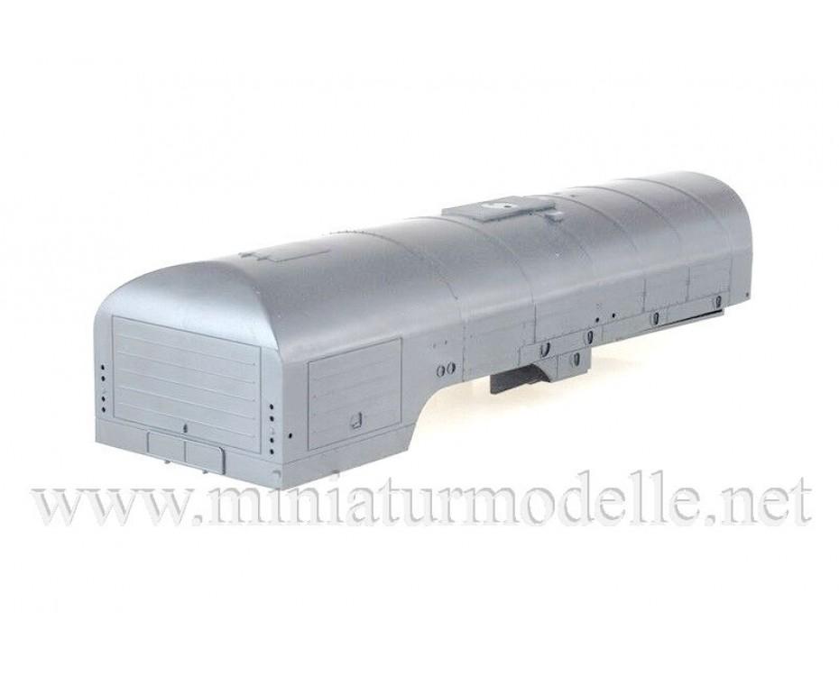 1:43 TZ 22 tanker trailer military, kit, 7044AVD, AVD Models by www.miniaturmodelle.net