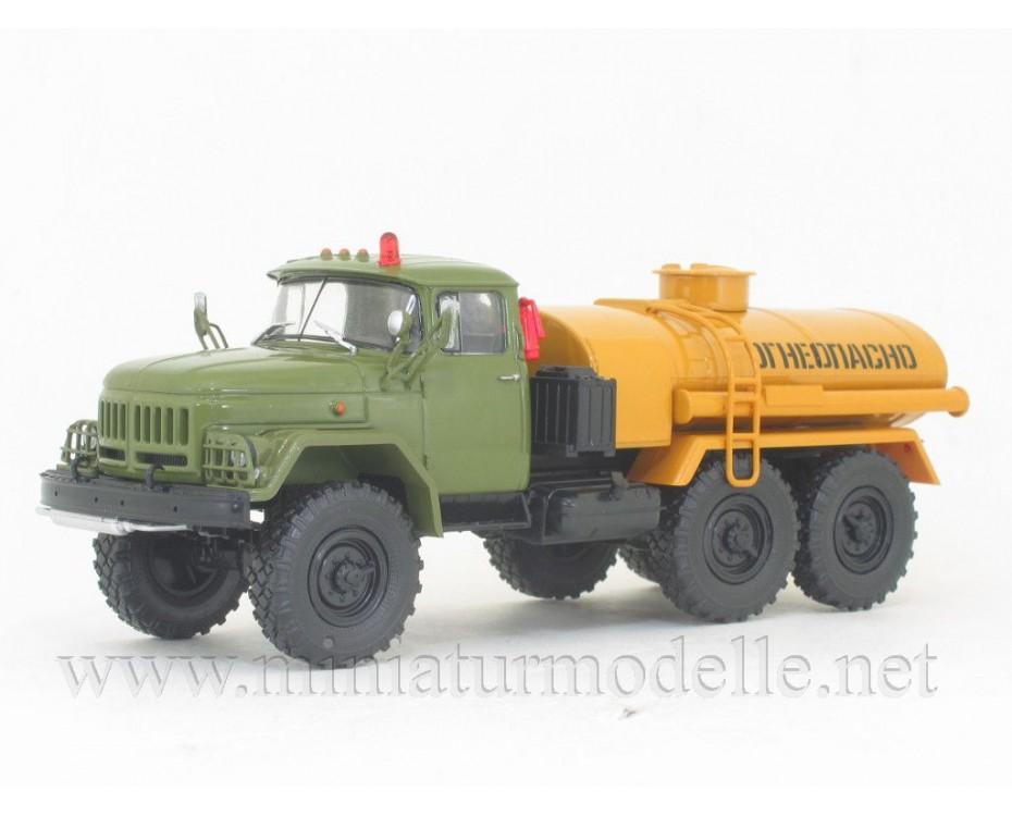 1:43 ZIL 131 tank truck ATZ 4,4 with magazine #30,  Modimio Collections by www.miniaturmodelle.net