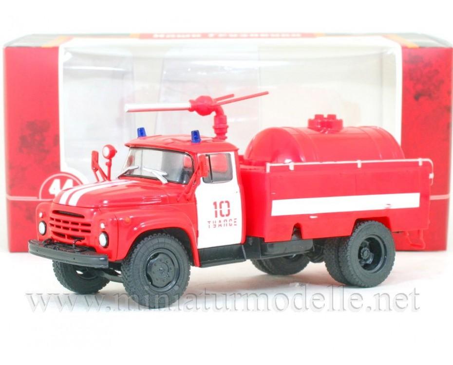 1:43 ZIL 130 dry powder fire fighting truck AP-3-148A, TR1044, Nashi Gruzoviki by www.miniaturmodelle.net