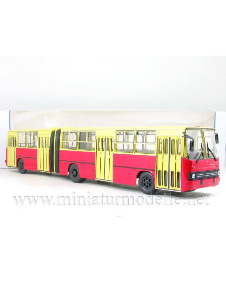 1:43 IKARUS 280 Bus yellow - red