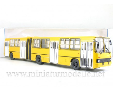 1:43 IKARUS 280 Bus yellow - white