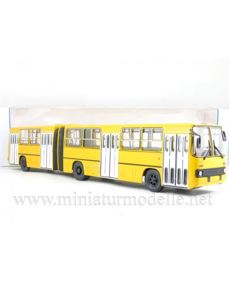 1:43 IKARUS 280 Bus yellow - white