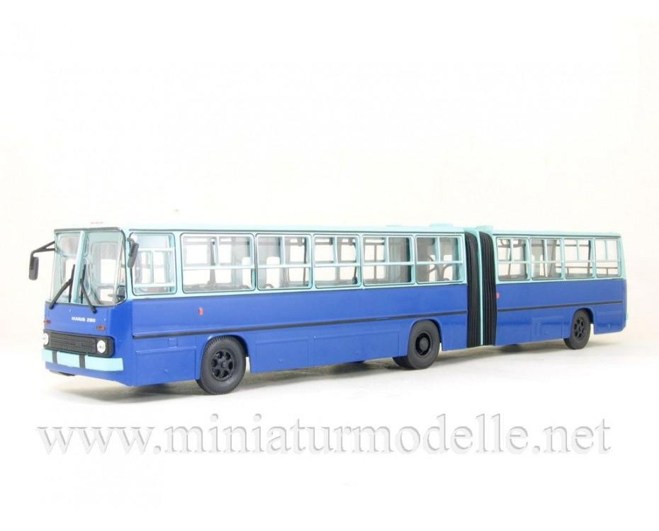 1:43 IKARUS 280.64 Bus BKV Budapest, 900254, Soviet Bus - SOVA by www.miniaturmodelle.net