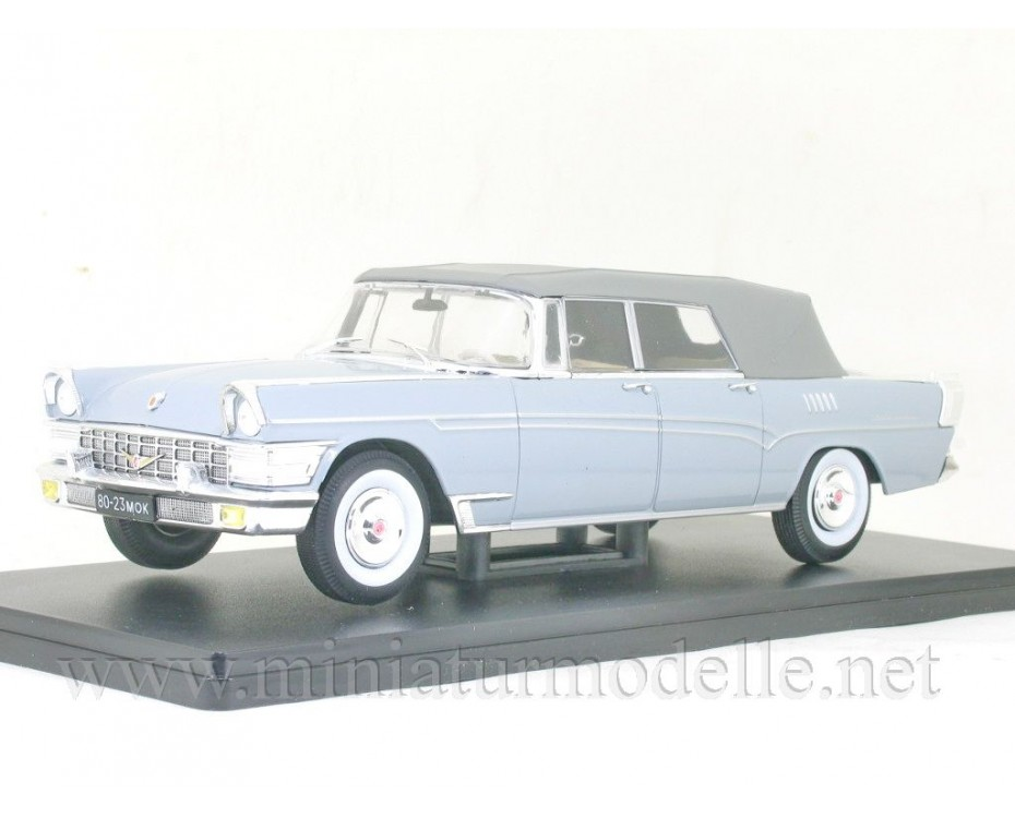 1:24 ZIL 111 V Limousine with magazine #73,  Hachette by www.miniaturmodelle.net