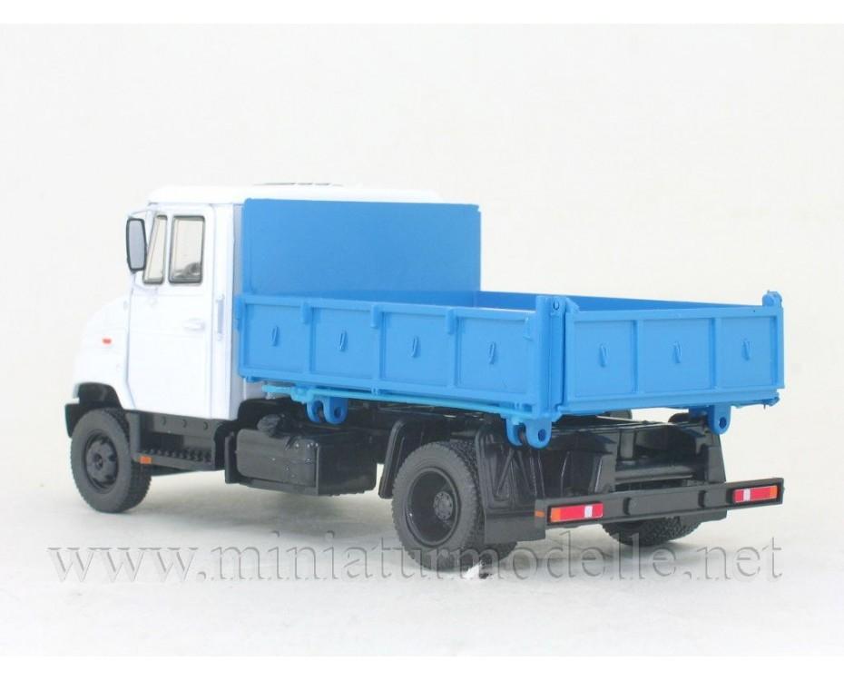 1:43 ZIL 5301 MMZ 2502 dump with magazine #32,  Modimio Collections by www.miniaturmodelle.net