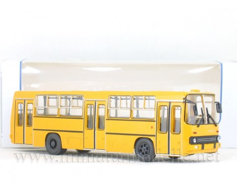1:43 IKARUS 260 Bus with wide doors yellow