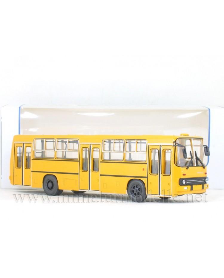 1:43 IKARUS 260 Bus with wide doors yellow