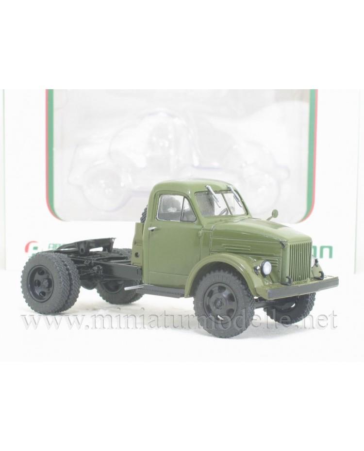 1:43 GAZ 51 P tractor unit, military