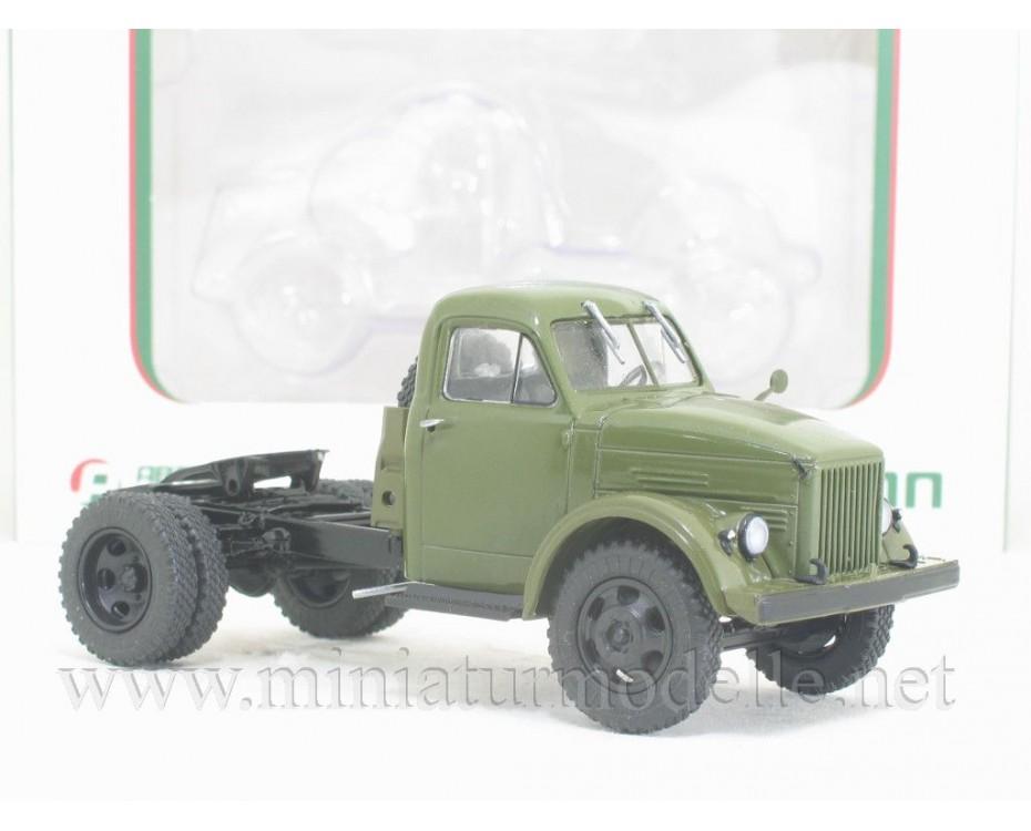 1:43 GAZ 51 P tractor unit, military, 102620, Auto History - Aist by www.miniaturmodelle.net