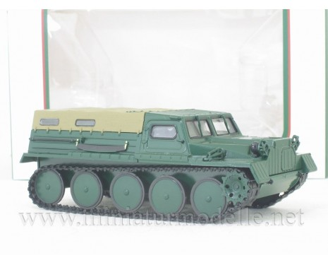 1:43 GAZ 47 GT-S off-road vehicle, military