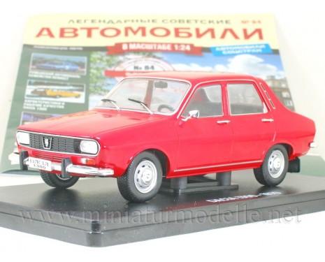 1:24 Dacia 1300 with magazine #84