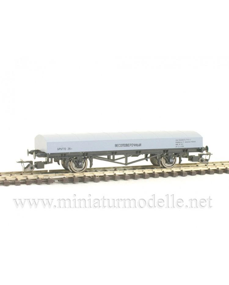 1:120 TT 4130 Scale test car of the CCCP livery, era 3 - 4