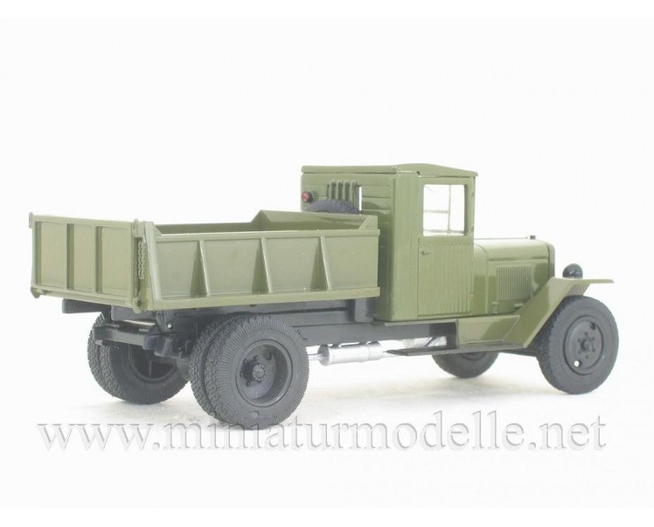 1:43 ZIS 5 dump MMZ 05 military with magazine #43,  Modimio Collections by www.miniaturmodelle.net