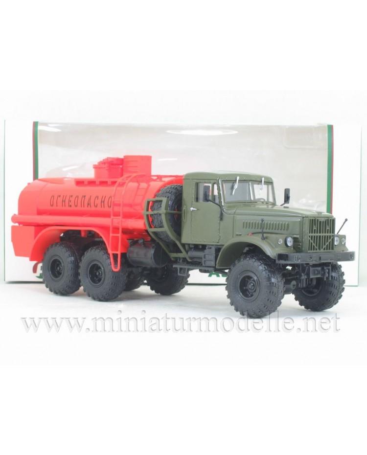 1:43 KRAZ 255 B tank truck AC 8,5