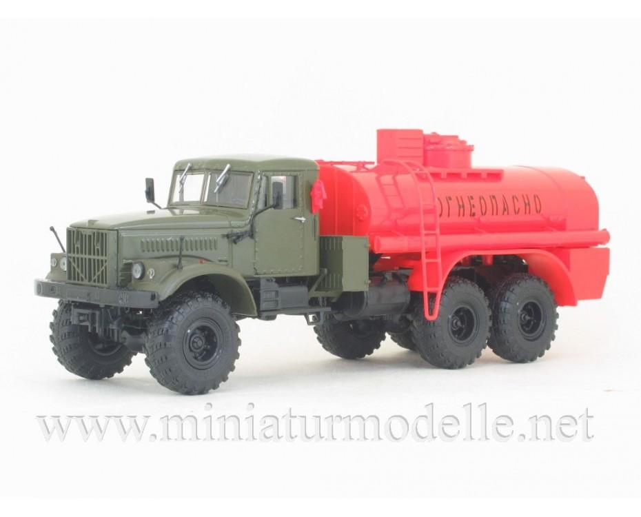 1:43 KRAZ 255 B tank truck AC 8,5, 100862, Auto History - Aist by www.miniaturmodelle.net