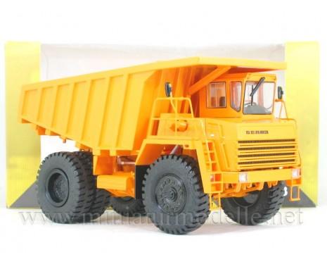 1:43 BELAZ 7547 Mining dump truck